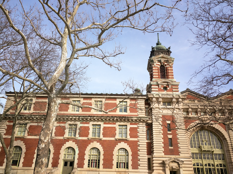 Immigration Building, Ellis Island